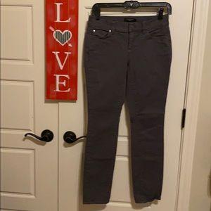 Ann Taylor Skinny modern fit jean.